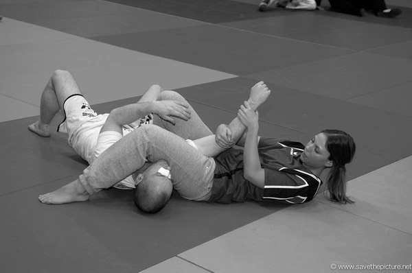 2themax self-defense, BJJ basics