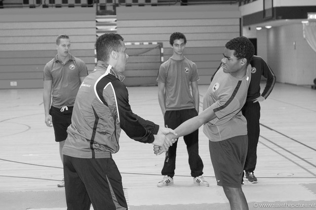 2themax self-defense, training for sport academy students