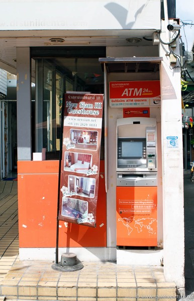 Bangkok ATM Machine 24