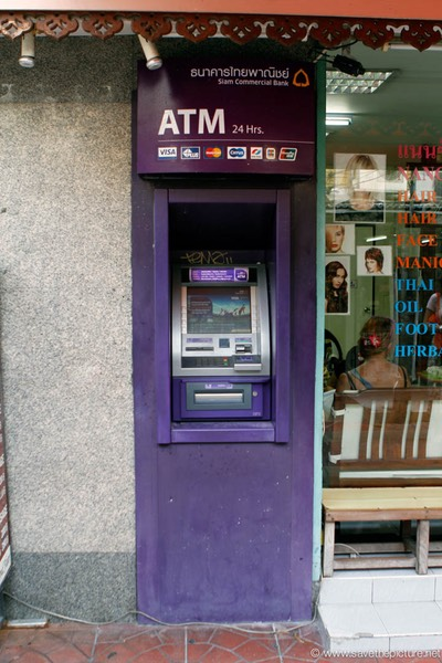 Bangkok ATM Machine 23