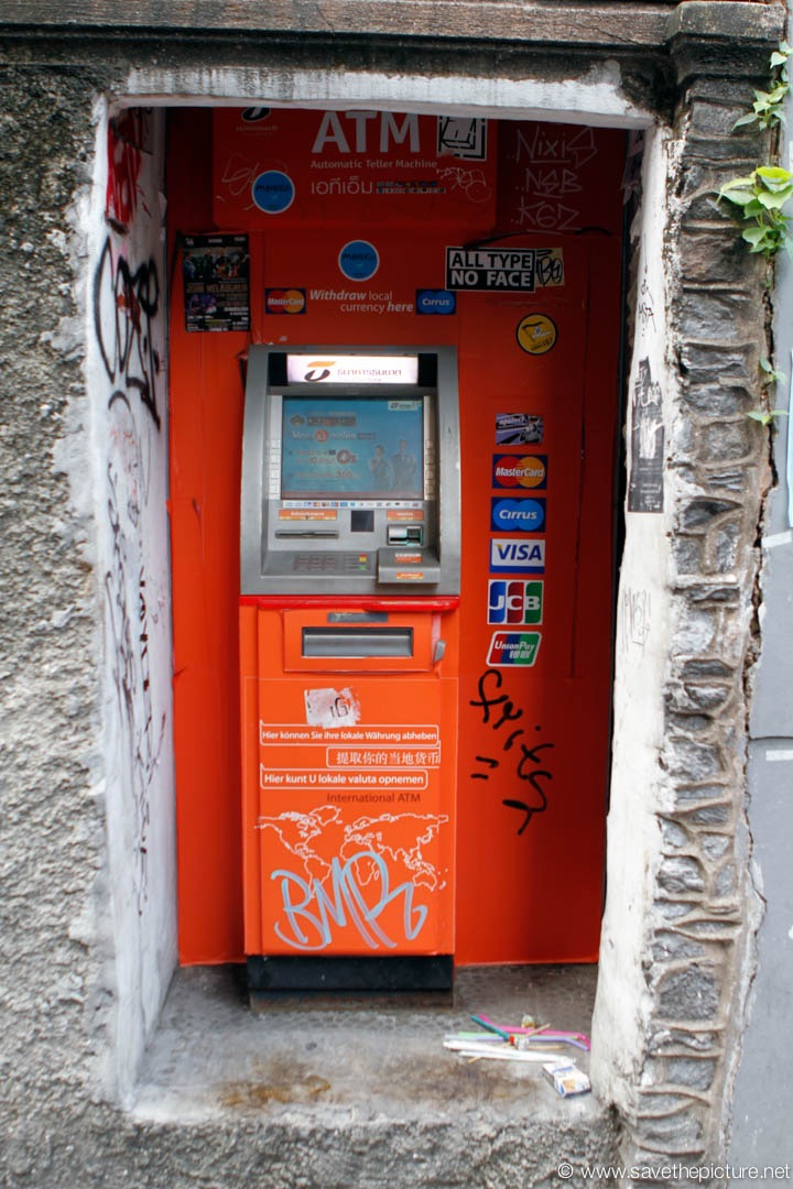 Bangkok ATM Machine 21