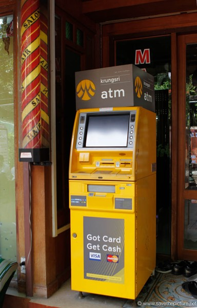 Bangkok ATM Machine 19