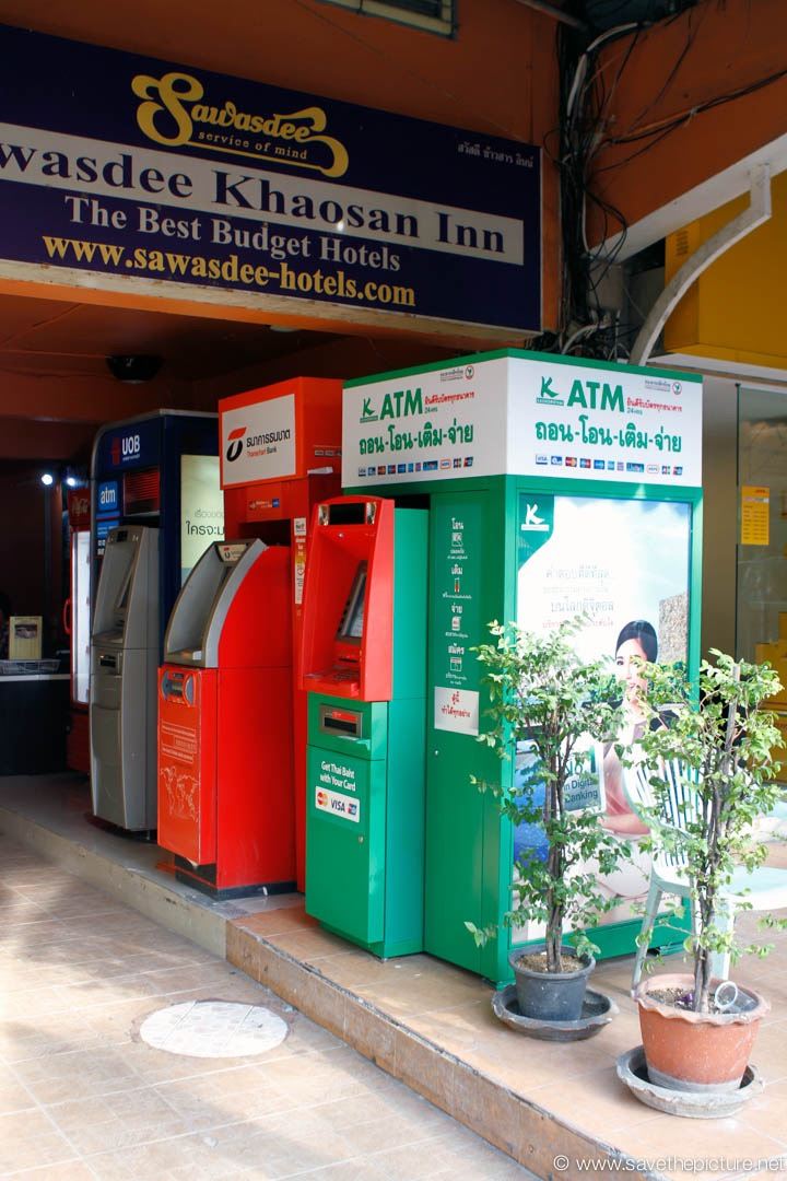 Bangkok ATM Machine 13