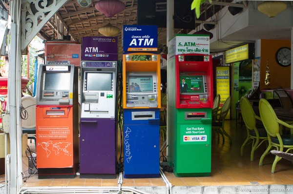 Bangkok ATM Machine 5