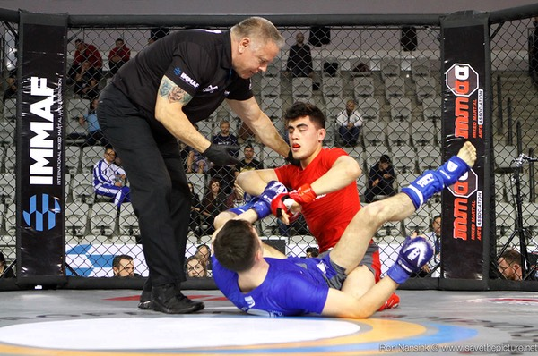 IMMAF MMA action photos 5