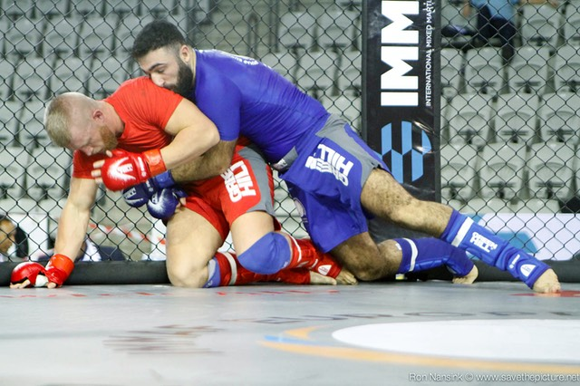 IMMAF MMA action photos 12