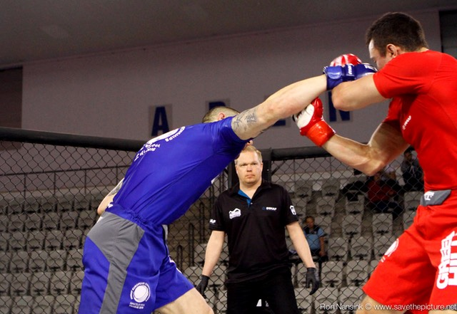 IMMAF MMA action photos 14
