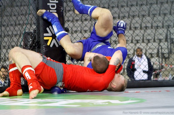 IMMAF MMA action photos 15