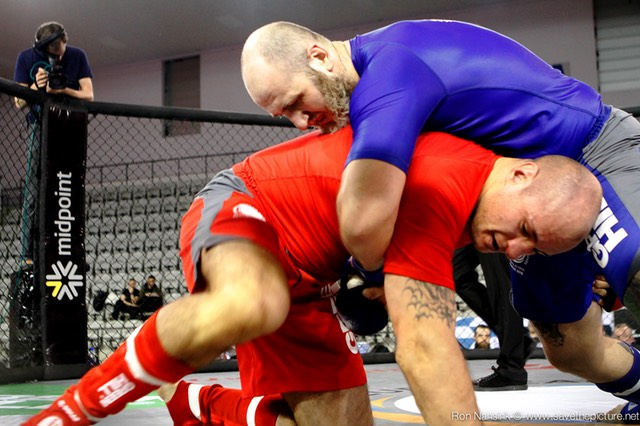 IMMAF MMA action photos 18