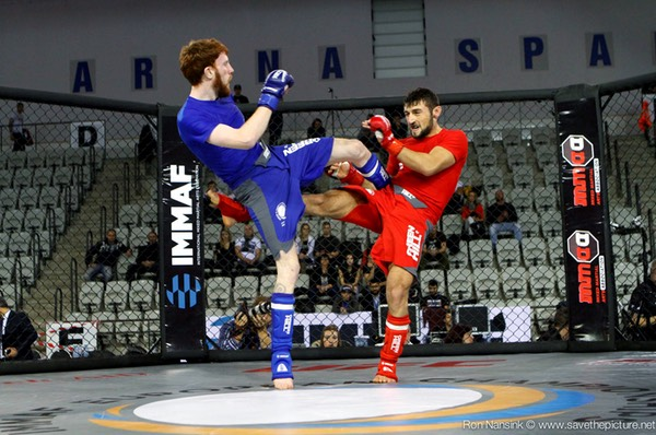 IMMAF MMA action photos 30