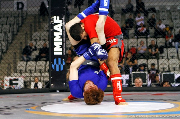 IMMAF MMA action photos 31