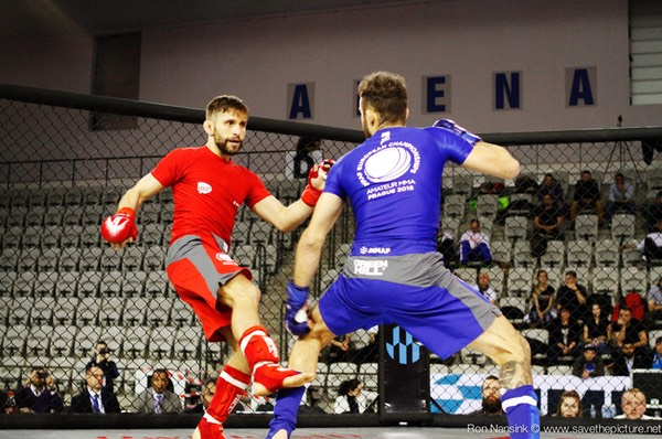 IMMAF MMA action photos 33