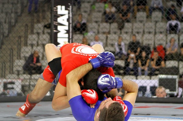 IMMAF MMA action photos 35
