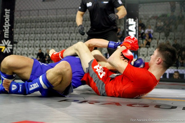 IMMAF MMA action photos 39