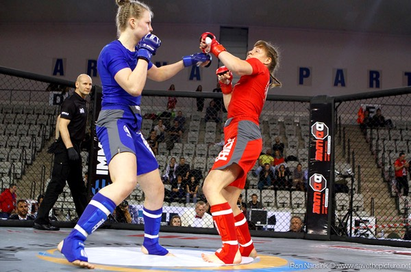 IMMAF MMA action photos 40