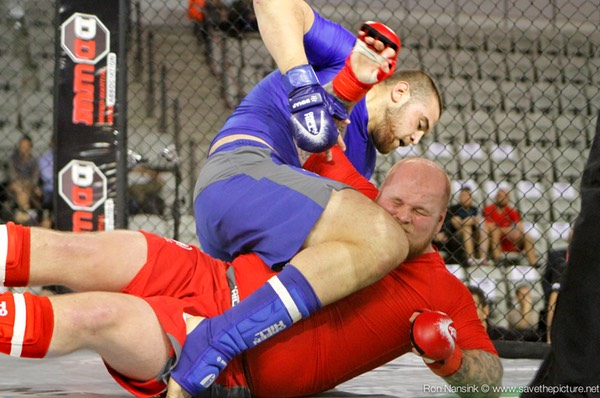 IMMAF MMA action photos 49