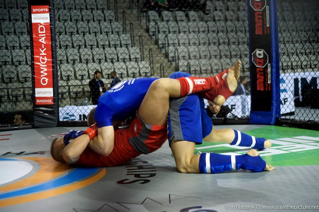 IMMAF MMA action photos 22