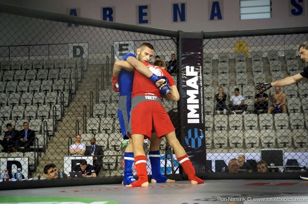 IMMAF MMA action photos 24