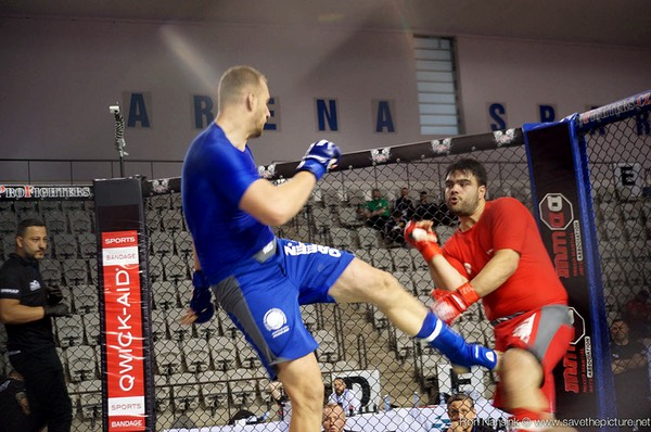 IMMAF MMA action photos 25