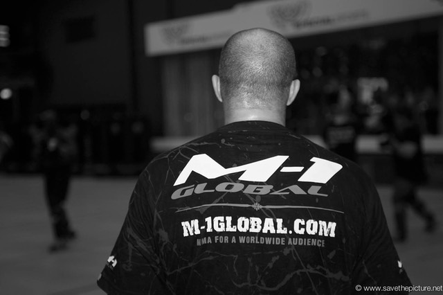 Fedor Emelianenko M1 Global