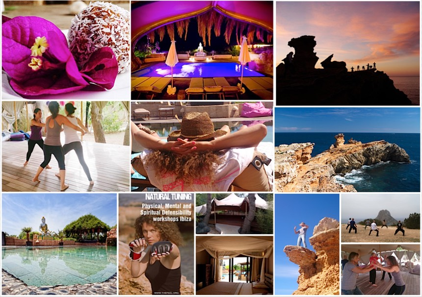 ZenmaX Natural Tuning Retreat on magical Ibiza October 2015
